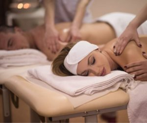 Couples Massage and Facials