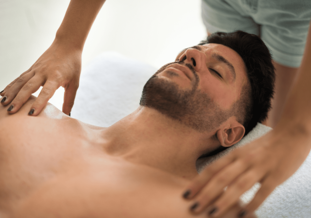 Lymphatic Drainage at Palestra